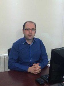 مهران روحانی مدیر پروژه نفت و انرژی برید سامانه نوین