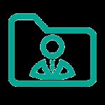 نماد سیستم کارتابل منابع انسانی پرگار
