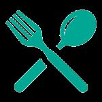 نماد نرم افزار رستوران سیستم منابع انسانی پرگار