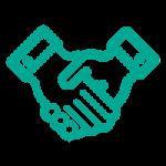 نماد نرم افزار جذب و استخدام سیستم منابع انسانی پرگار
